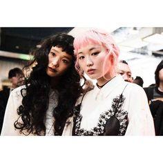 Yuka Mannami and Fernanda Ly