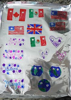 DIY Shrinky Dinks - Kid World Citizen