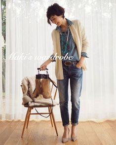 Maki's wardrobe #ootd #outfit #Makiswardrobe #私服