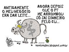Vaca arrombada