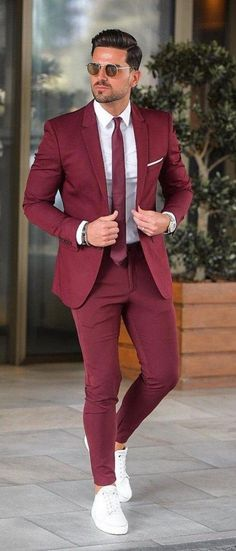 Indian Men Fashion, Mens Fashion Suits, Mens Suits Style, Cool Mens Suits, Men's Formal Fashion, Classy Mens Fashion, Fashion Fashion, Mens College Fashion, Groom Fashion