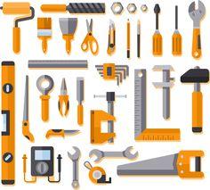 Festa Construtor, Engenheiro, Arquiteto, Mestre de Obras, Pedreiro e muito. Vamos inovar? Diy Tools, Tool Box, Lighting Design, Leh, Logo Ideas, Birthdays, Men's Fashion, Party, Engineer