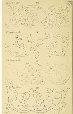 Briggs & Co.'s patent transferring papers : protected by Her Most Gracious Majesty's royal letters patent - Briggs & Co.'s patent transferring papers : protected by Her Most Gracious Majesty's royal lette - Tambour Beading, Tambour Embroidery, Embroidery Stitches, Embroidery Patterns, Hand Embroidery, Quilt Patterns, Medieval Embroidery, Embroidery Tattoo, Embroidery Sampler