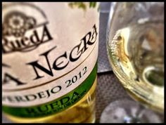 El Alma del Vino.: Bodegas J.García Carrión Pata Negra Verdejo 2012.