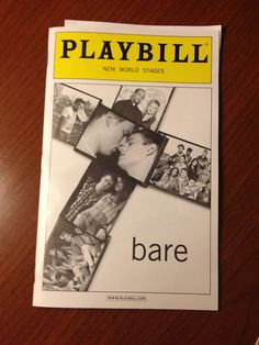 She Loves Me Playbill 3 29 16 Broadway Shows I Have