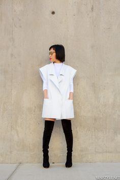 NINI WHITE BOX LEATHER | Nini's Style
