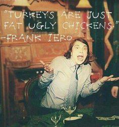 Frank is my spirit animal