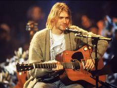 Nirvana Unplugged. beautiful