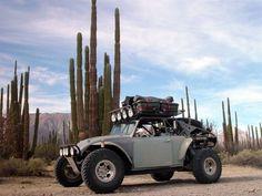 Baja VW Bug