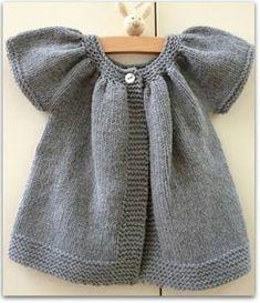 Ideas para vestidos tejidos | . . . . . . . . . . . . El detalle que hace la diferencia
