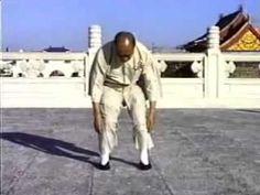 Master Huang Xingxiang Five Loosening Exercises - YouTube