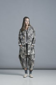 //LISELOTTE HORNSTRUP//  Danish sustainable fashion  Reuse materials Photo: Josefine Amalie