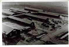 A larger view of the Tulelake concentration/internment camp where thousands of Japanese Americans resided during WWII.