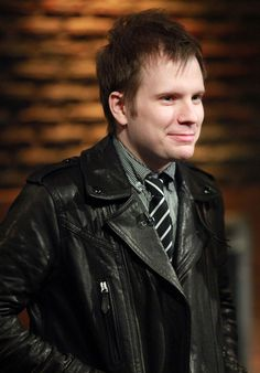 PATRICK STUMP  I know how a smile can melt a heart because of Patrick Stump...