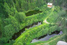 Permacultura y Autosuficiencia: Paisajes de Retencion de Agua