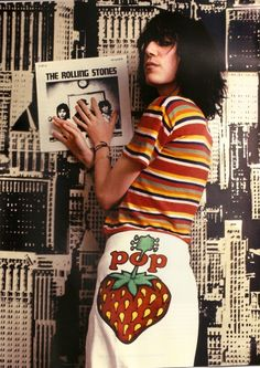 "pretonobranco77: "" Patti Smith, 1970s """