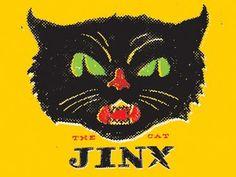 Jinx the Cat Logo