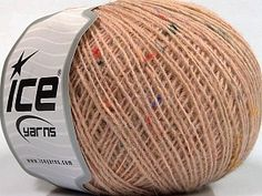 Pop Wool Tweed Light Pink  Fiber Content 50% Wool, 40% Acrylic, 10% Viscose, Light Pink, Brand Ice Yarns, Yarn Thickness 2 Fine  Sport, Baby, fnt2-55819 Ice Yarns, Tweed, Fiber, Wool, Pink Brand, Lana, Content, Sport, Deporte