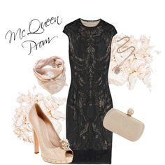 McQueen Prom, created by alyssa-leanne on Polyvore