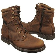 Harley Davidson Darnel Boots (Brown) - Men's Boots - 8.5 M