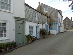 Louisa's old house, 25 Fore Street, Port Isaac. | Flickr - Photo Sharing!