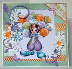 Heather's Haven: SPARKLE with you with Basic Grey Challenge
