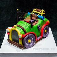 Goofy car