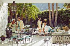 Pool Party by Julia Galdo