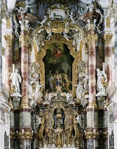 """Looking at the gorgeous, dramatic images of Baroque churches inCyril Porchet's series, """"Seduction,"""" you might mistake the photographer for a religious ..."""