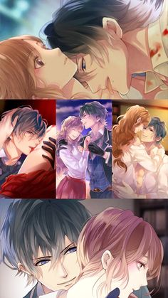 Sexy Couples Art, Anime Cupples, Vampire Love, Manga Books, 3d Fantasy, Shall We Date, Anime Love Couple, Handsome Anime Guys, Cute Anime Boy