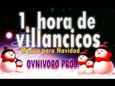 ▶ 1 Hora de villancicos música navidad ☃❄ Latinos Feliz Navidad ❄☃ !!!! - YouTube