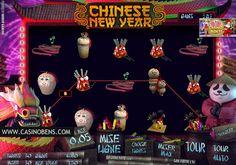 Jouer avec cette incroyable machine à sous 3D Chinese New Year, et voyagez au coeur du Nouvel An Chinois !  http://www.casinobens.com/machines-a-sous-3d-chinese-new-year.php