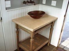 Butternut KitchenIsland - Kitchen Islands - Atmosphyre Decor, Furniture, Small Kitchen Island, Small Kitchen, Table, Entryway Tables, Home Decor, Kitchen, Small
