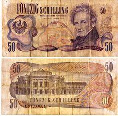austrian money   Money Of Austria