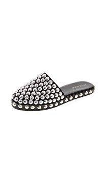meet d6c1f 70976 Womens Designer Shoes Sample Sale Flat Mules, Slip On Mules, Joie Shoes,  Mules