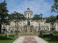 My Alma Mater --University of Santo Tomas, Manila, Philippines