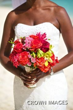 Wedding Flowers — CROWN IMAGES