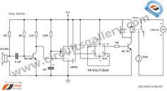 399413060686706048on Clap Switch Circuit Diagram