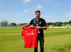 Emre Can joins LFC