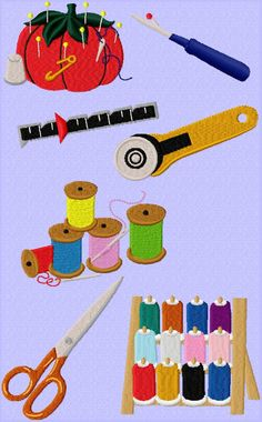 machine embroidery projects | FREE Machine Embroidery Designs, Weekly Embroidery Projects, Tips