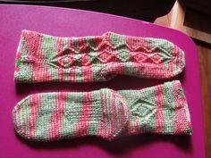 my serpentine socks Knitting Socks, Creative, Projects, Knit Socks, Log Projects, Sock Knitting, Tile Projects
