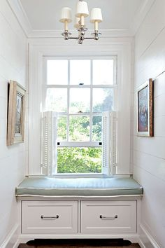 Upstairs hallway - Before and After: Charming 1920s Dutch Colonial - Traditional Home®