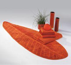 cool leaf bath mat