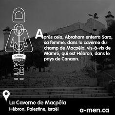 La Caverne de Macpéla • Hébron, Palestine, Israël #TAGAMEN http://www.fb.com/like.a.men