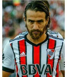 Ponzio (River Plate) Carp, Dbz, Grande, Football, Outfit, Mariana, Moda Masculina, Men's, Amor