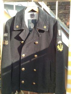 Winterjacke-Marine-Typ-Jacke-von-Marina-Yachting-S-bis-M-marinejacke