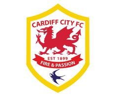 Cardiff City F.C. Logo Vector