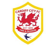 Cardiff City F.C. Logo Vector