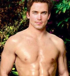 Matt Bomer cannot possibly be THIS FCUKING HOT! !