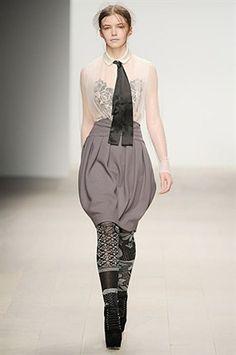 London Fashion Week : Gallery : Bora Aksu